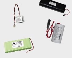 fbatterie alarme logisty gamme espace