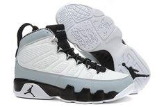"65eaf34e6b1 Buy Air Jordan 9 ""Barons"" White/Black-Wolf Grey For Sale Cheap Mens Super  Deals from Reliable Air Jordan 9 ""Barons"" White/Black-Wolf Grey For Sale  Cheap ..."