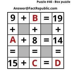 Interesting puzzles weird and interesting pinterest brain puzzle fruit puzzle answer answer is 8 mangoes 4 apples 5 oranges 6 tomatoes yes totmato is technically a fruit puzzle brain test puzzle answer ccuart Gallery