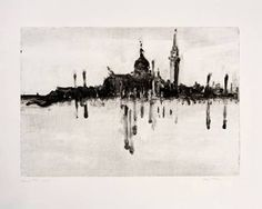 Venice No. 85  John Virtue