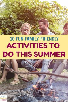 If your original plans for the season are totally off the table this year, don't worry! You can still have a fantastic time with these family-friendly activities for summer. Take a look! #summer #2020 #family #activities #vacation Beach Activities, Summer Activities For Kids, Family Activities, Natural Parenting, Kids And Parenting, Parenting Hacks, Family Life, Friends Family, Big Family