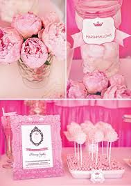 Image result for pink charity decorations