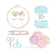 This insta community is pretty amazing right?! I have met some quality people on here and Erin from @ohbabybird is one of those people! Not only is she a crazy talented Illustrator, she's also the sweetest gal on the block! Look at her illustrated Christmas wish list she's created for her hubby featuring some of our lovely snips amongst some other wonderful handmade wares! I'll take one of everything too please! 😁 Tap pic for all the details 💕