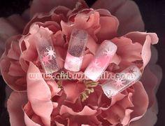 Nailart Airbrush Nails XMas Winter Inspirationen (anno 2004)