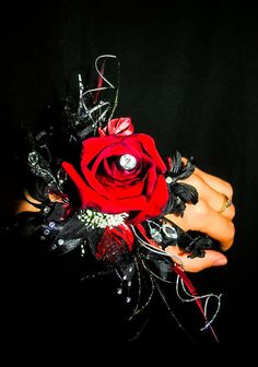 Custom Corsage for Prom on Etsy, $25.00