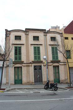 900 Ideas De Conèixer Catalunya Edificios Tribuna Portalada