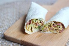 5x wraps voor de lunch