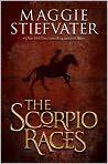 Title: The Scorpio Races, Author:  Maggie Stiefvater