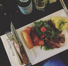 Fancy a Steak Dinner That Won't Break the Bank? Dublin Food, Restaurants In Dublin, Gastro Pubs, Irish Recipes, Steak, Brunch, Yummy Food, Fancy, Dinner