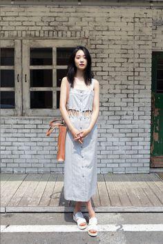 Ji Young Kwak 12 MAY, 2013 peoplepurple with LOW CLASSIC 2013 RESORT