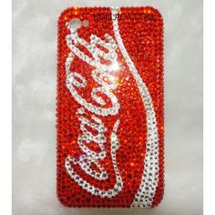 Soft Drink - Bling Phone Cases I waaaaaaaaaaant! $70