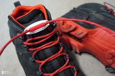 Rhino Laces: Fire, abrasion, and cut proof laces that will never break - currently a kickstarter project