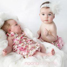 Ropa para hacer fotos a bebés recién nacidos. Pelele shabby