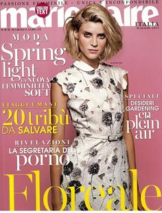 Marie Claire Italy, May 2013