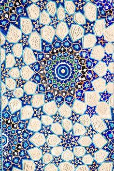 uzbek mosaic art More