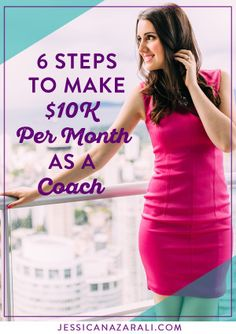 How To Make Money As A Coach
