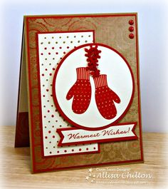 Rocky Mountain Paper Crafts: Pear & Partridge paper & rubons