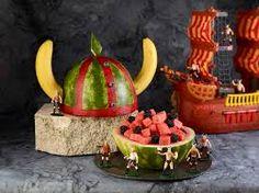 Resultado de imagen para decoración de vikingos