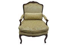 Louis XV-Style   French Fauteuil on OneKingsLane.com