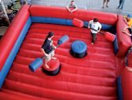 Jousting Bounce House $175   You know for when I have a huge back yard >.>