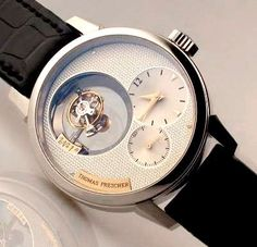 Thomas Prescher Tourbillon Trilogy Watches Are The Most Elegant And Refined Tourbillon Watches I've Ever Known