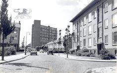 corellistraat 1970 Historisch Centrum Leeuwarden - Beeldbank Leeuwarden