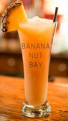 With aged Dominican rum and coconut, banana, peanut and pineapple flavors, it's about as tropical as you can get.