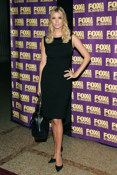 Ivanka Trump Photos: Fox Business Network Launch Party