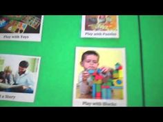 This video shows and explains a great way to either use a light tech device in a classroom with possibly a group of nonverbal kids or maybe with a particular individual in the home setting when starting to learn how to express themselves in basic ways before gaining access to a more expensive complicated device. It is good to have options and steps through the process of learning about ACC rather than just using high tech devices such as Dyna Vox or iPads.