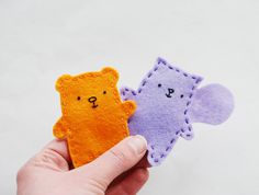 Easy-Sew Kids Craft   Animal Belt Buckles