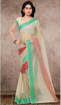 Banarasi Silk Casual Wear Saree in Beige Color | FH513378192 #party , #wear, #saree, #saris, #indian, #festive, #fashion, #online, #shopping, #designer, #usa, #henna, #boutique, #heenastyle, #style, #traditional, #wedding, #bridel, #casual, @heenastyle , #blouse, #prestiched, #readymade, #stiched , #lehegasaris, #sari, #saris , #casual , #deaily , #office, #home , #heenastyle