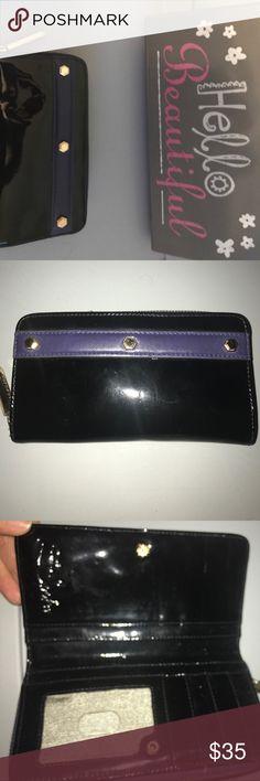 Selling this Zac Posen wallet on Poshmark! My username is: pennylane6. #shopmycloset #poshmark #fashion #shopping #style #forsale #Z Spoke by Zac Posen #Handbags