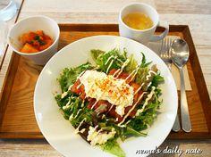 カフェ ワンプレート カフェ巡り lunch ランチ カフェごはん