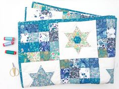 Liberty Of London Fabric, Liberty Fabric, Teal Colors, Colours, Liberty Quilt, What Inspires You, Fabric Online, Quilt Making, Friends In Love