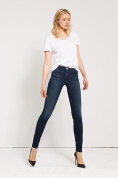eco ethical jeans by 3x1  W3CS10221|| Front