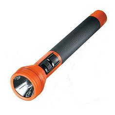 SL20XP-LED - w/DC Orange Outdoor Store SL20XP-LED – w/DC Orange Manufacture ID: 25122 The SL-20XP LED full-size professional grade rechargeable flashlight is now brighter and has 40-hr. runtime LEDs for backup illumination. 10-Watt halogen bulb with a 100-hour lifetime, up to 38,000 candela (peak beam intensity), 200-Lumen (typical) from halogen bulb, 3 white LEDs with 100,000-hour lifetime provide up…