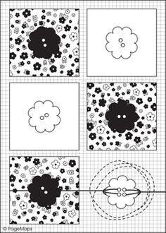 Cardmap by Becky Fleck