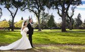Weddings at Silverado Resort and Spa in Napa Valley, California.