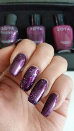 Zoya Haven & Thea Nail Polish – Filipina Mac Barbie