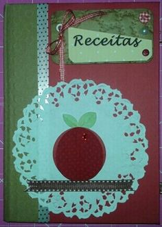 Caderno de Receitas