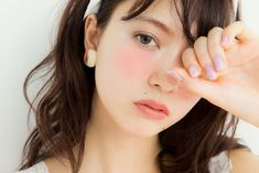 JAPANKURU: ♪ Japanese Beauty # Create a rosy makeup!!! Japanese Popular Igari makeup