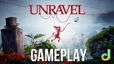 Unravel gameplay by Dandy