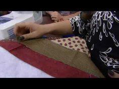 Mulher.com - 10/05/2016 - Almofada de retalhos - Lia Pavan PT1 - YouTube