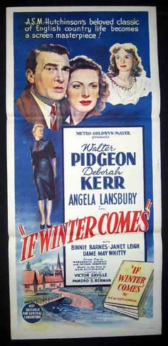 if winter comes 1947
