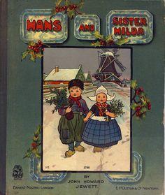 Rosa C. Petherick / Hans and his sister Hilda