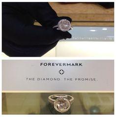 #Forevermark #diamonds on #traditionaljewelers #instagram