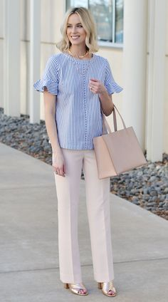 2c641914d7c Work Week Chic. Spring Work Outfits ...