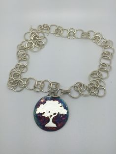 Banyan tree necklace by cdsodesigns