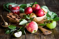 Apples (by The Little Squirrel)