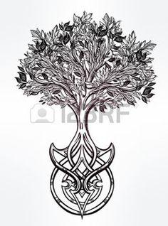 1000 Ides Sur Le Thme Design De Tatouages Arbre